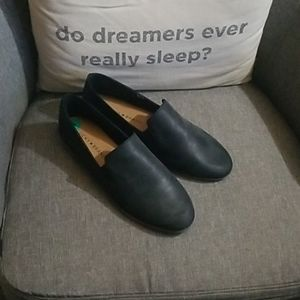 Lucky Brand Black Loafers, 8